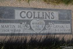 Martin Hubert Collins