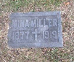 Mina <I>Lamoureux</I> Miller
