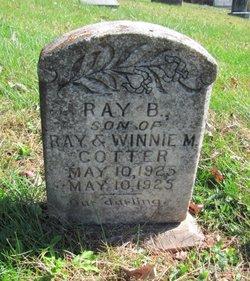 Ray B. Cotter