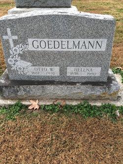 Otto W Goedelmann