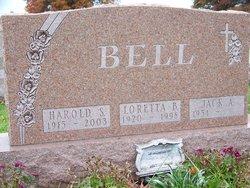 Loretta <I>Felt</I> Bell