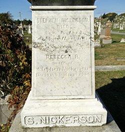 Stephen Nickerson