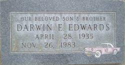 Darwin E Edwards