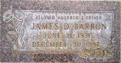 James D. Barron