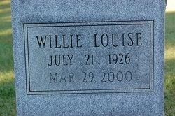 Willie Louise Agan