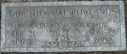 Dorothy Mae <I>Hammer</I> Bradford