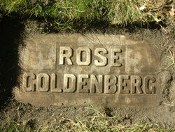 Rose <I>Altman</I> Goldenberg