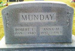 "Anna Martha ""Annie"" <I>Kinslow</I> Munday"
