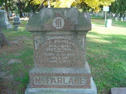 Mary E. <I>Mahaney</I> McFarlane