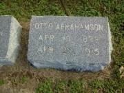 Pvt Otto Abrahamson