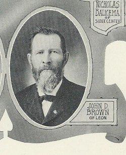 CPT John Dana Brown