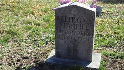 Bette Gail Stanfill