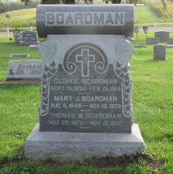Thomas W Boardman