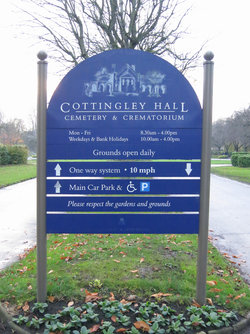 Cottingley Hall Cemetery and Crematorium