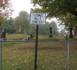 Coombs Mills Cemetery