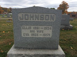 Eva L <I>Hays</I> Johnson