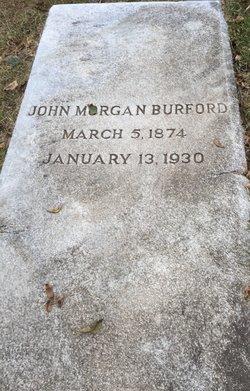 John Morgan Burford