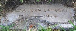 Wilna Jean Lambert