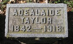 Adelaide Hannah <I>Williams</I> Taylor
