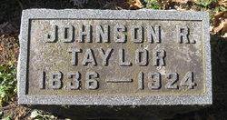 Johnson R Taylor