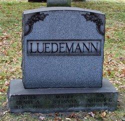 Henry A. Luedemann