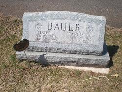 Frances S. <I>Mallon</I> Bauer