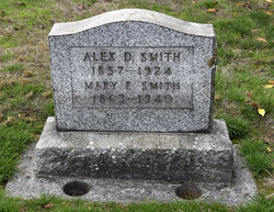 Alexander D Smith