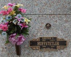 Mary Ruth <I>Gordy</I> Huffstetler
