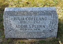 Julia <I>Flynn</I> Copeland