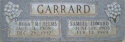 Samuel Edward Garrard