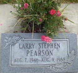 Larry Stephen Pearson