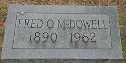 Fred O. McDowell