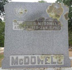 Dr John S. McDowell