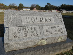 John Henry Holman