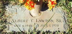 Albert Trigg Lawton, Sr