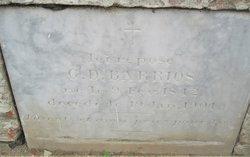 Gustave D Barrios