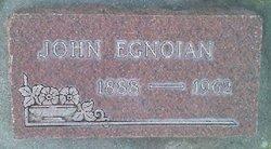John Egnoian