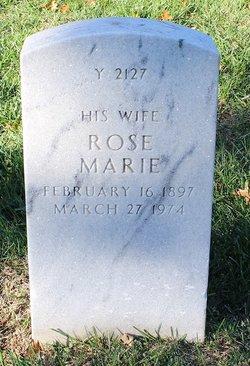 Rose Marie Favinger