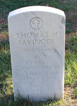 Thomas H Favinger