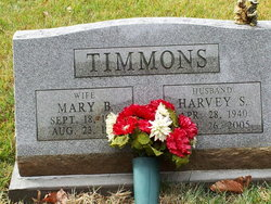 Mary B Timmons