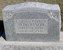 Curtis Parker Robertson