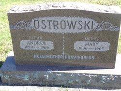 Mary <I>Dombrowski</I> Ostrowski