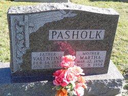 Valentine Pasholk