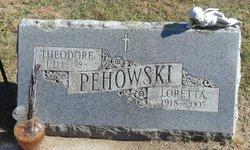 Loretta C. <I>Czerwinski</I> Pehowski