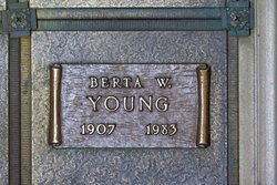 Berta W. Young