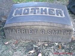 Harriet G. <I>Lawrence</I> Smith