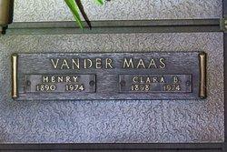 Clara B. VanderMaas