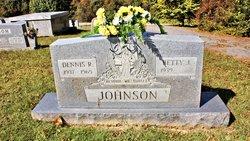 Betty June <I>Tally</I> Johnson