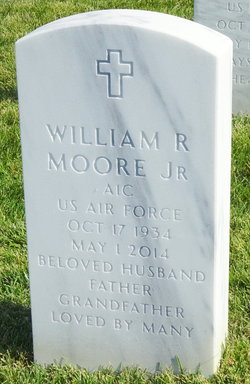 William Robert Moore, Jr