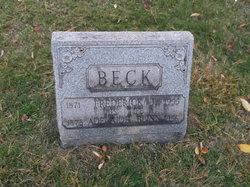 Frederick James Beck, Jr